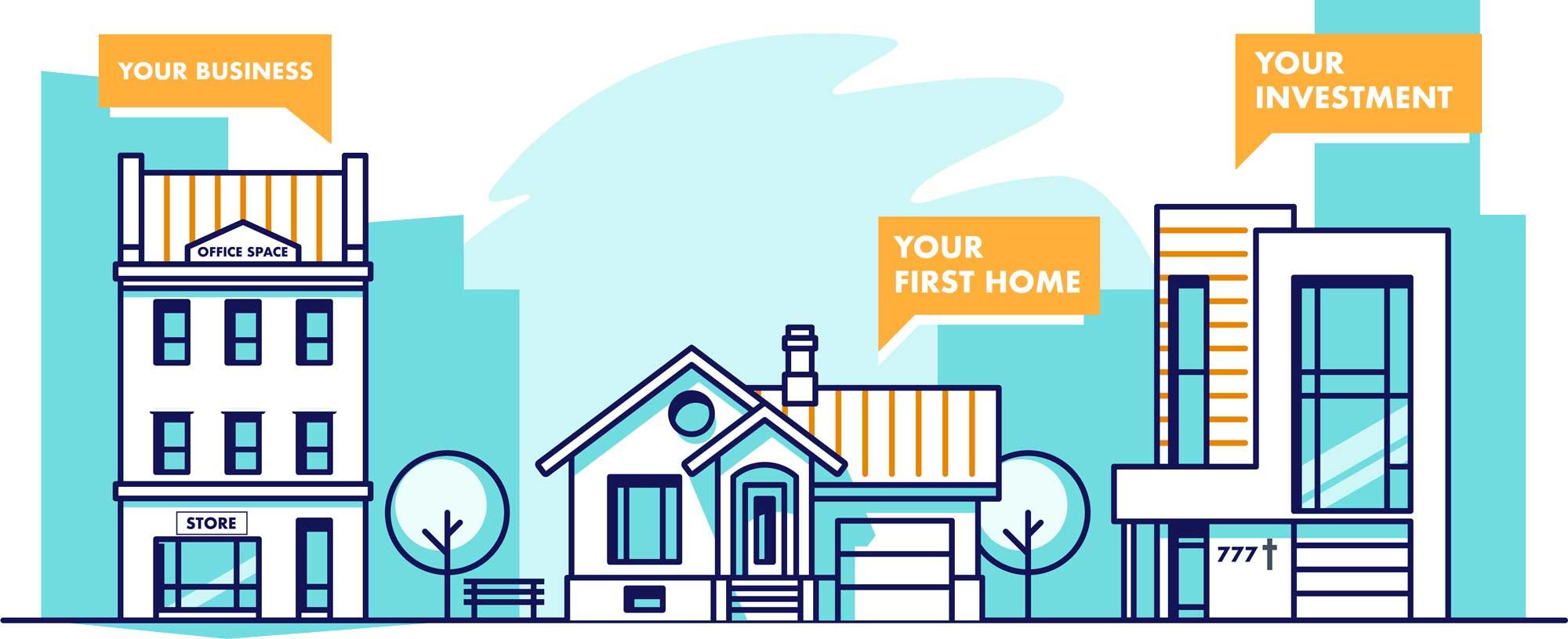 Multiple Mortgage needs at Carrero Mortgage Advisors